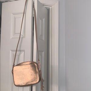 Rose gold ted baker crossbody bag